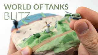 Making WORLD OF TANKS with Clay