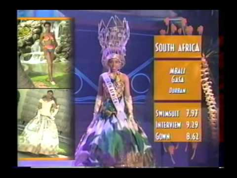 Miss Universo 1997