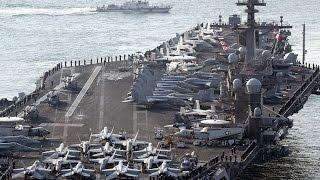 Конфликт США и Северная Корея.
