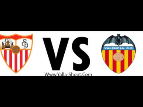 Match Valencia And Seville Live On 16-04-2017