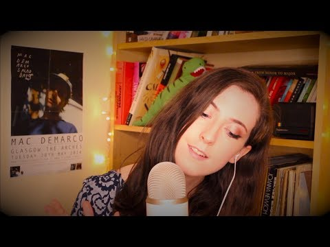 ASMR | Whispered Podcast Recommendations
