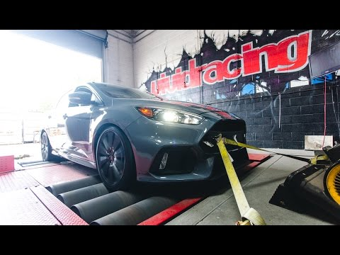 2016 Ford Focus RS Stock Horsepower Dyno Results