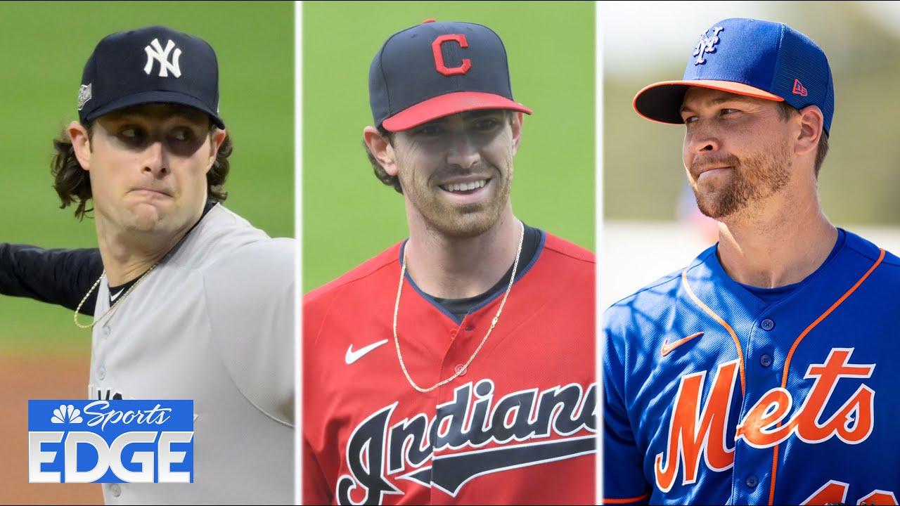 MLB fantasy baseball starting pitcher preview - Part 1 (2021)   Circling the Bases   NBC Sports EDGE