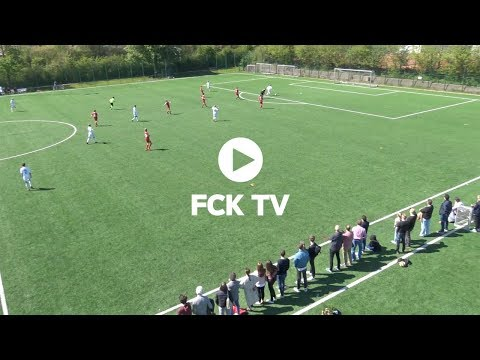U17-Highlights: FCK 7-2 Lyngby