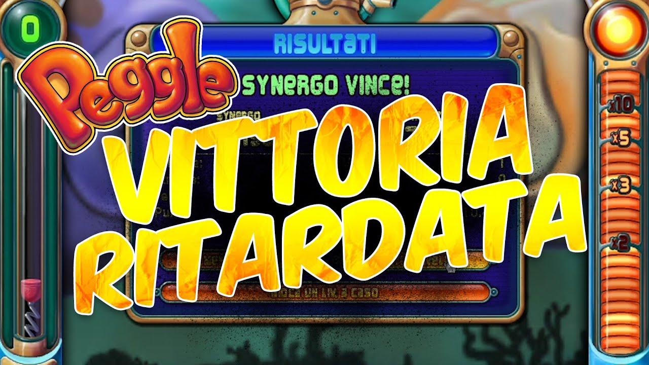 PEGGLE - VITTORIA RITARDATA