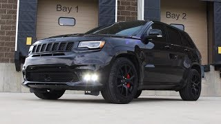 What It's Like To Own A Jeep Grand Cherokee SRT!