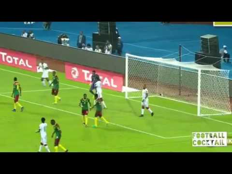 Burkina Faso 🇧🇫 vs Cameroon 🇨🇲 1:1 Goals and Highlights- CAN 2017  #FC2017