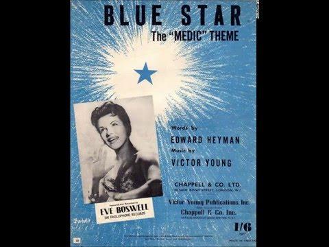 Blue Star - 'The Medic Theme'  Ernie Davidson on Piano (Aust)