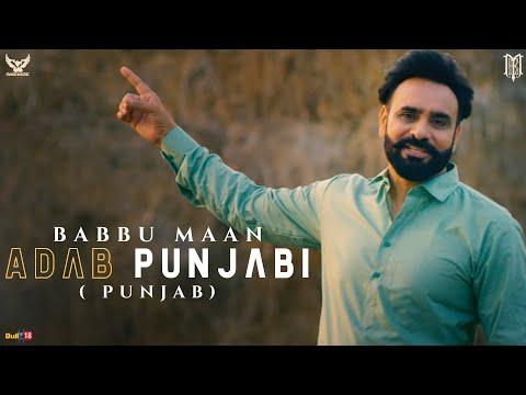 Babbu Maan : Adab Punjabi (Punjab) | Official Music Video | Pagal Shayar | Latest Punjabi Songs 2021
