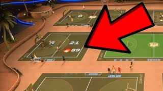 ENDING A 90 GAME WIN STREAK NBA 2K17 MYPARK!!!
