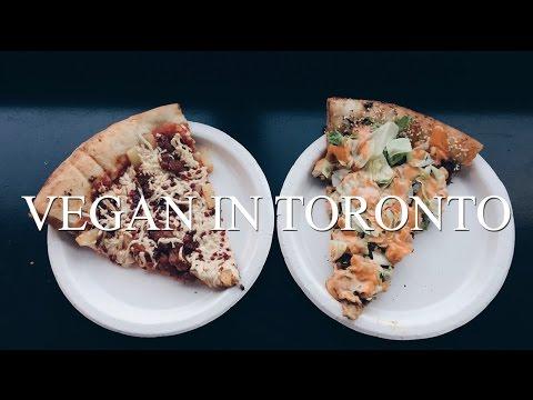 BEST VEGAN FOOD IN TORONTO