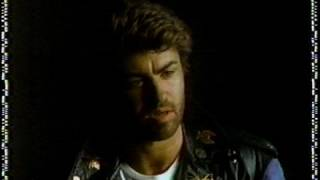George Michael talking about Aretha Franklin