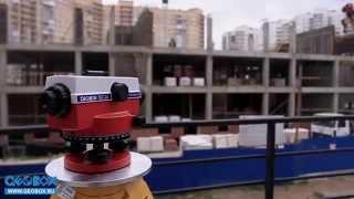 Видеообзор оптического нивелира GEOBOX N7-24