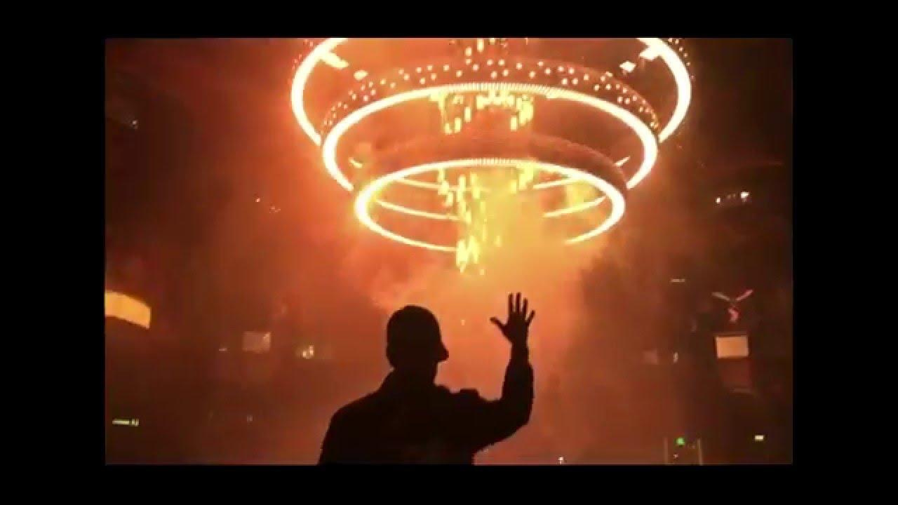 Behind the Booths - Omnia Nightclub Las Vegas