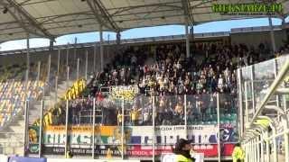 Doping kibiców: Arka Gdynia - GKS Katowice
