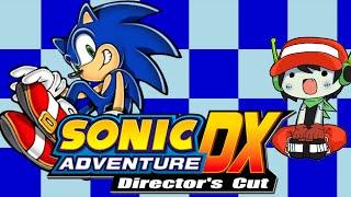 Sonic Adventure DX - FulltimeGames