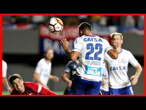 Bahia vence o Cerro em Pituaçu pela Sul-Americana - veja os gols