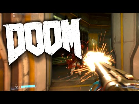 Doom - SHOTGUNS vs DEMONS!!! (Doom PC Gameplay)