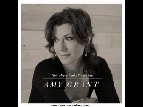 07 Golden  Amy Grant - CD How Mercy Looks from Here