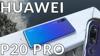 Hirviökameran paluu! // Huawei P20 Pro-arvostelu