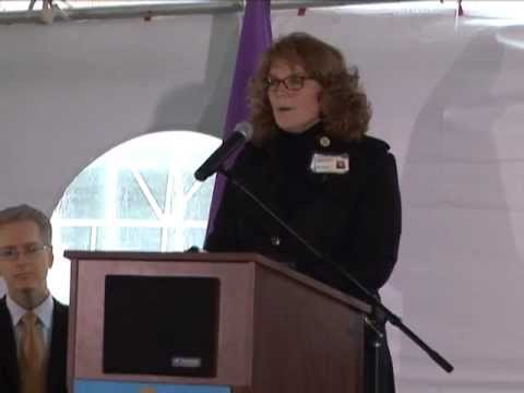 Miami Valley Hospital South Comprehensive Cancer Center Groundbreaking