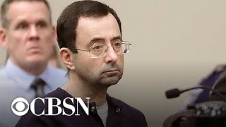 Watchdog report finds FBI botched sexual abuse investigation into Larry Nassar