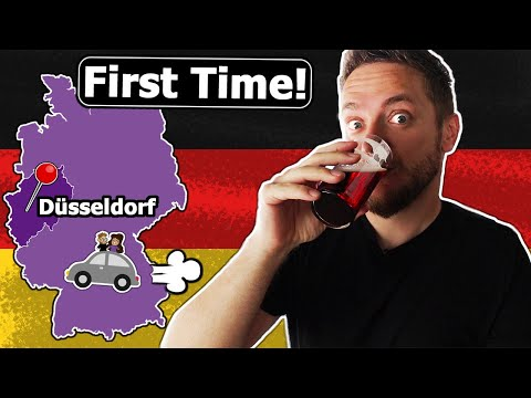 German Road Trip | First time in Düsseldorf, Germany! from YouTube · Duration:  14 minutes 59 seconds