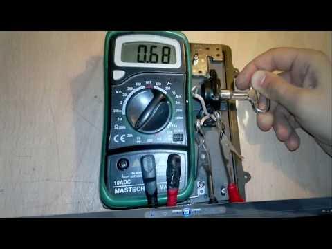 Как проверить датчик положения дроссельной заслонки в домашних условиях