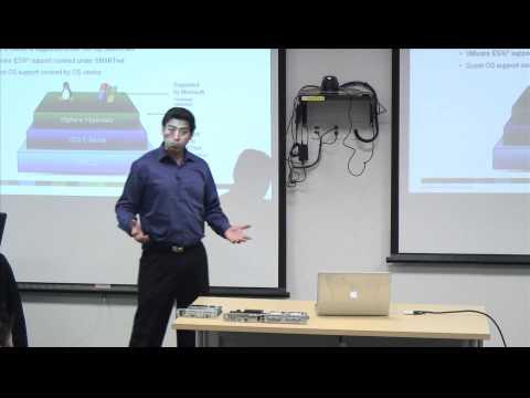 Anurag Gurtu Introduces the UCS-E Data Center-Class Blade Server