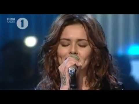 Cheryl Cole  Parachute   on Radio 1  Lounge
