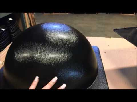 Where to find molds for concrete spheres
