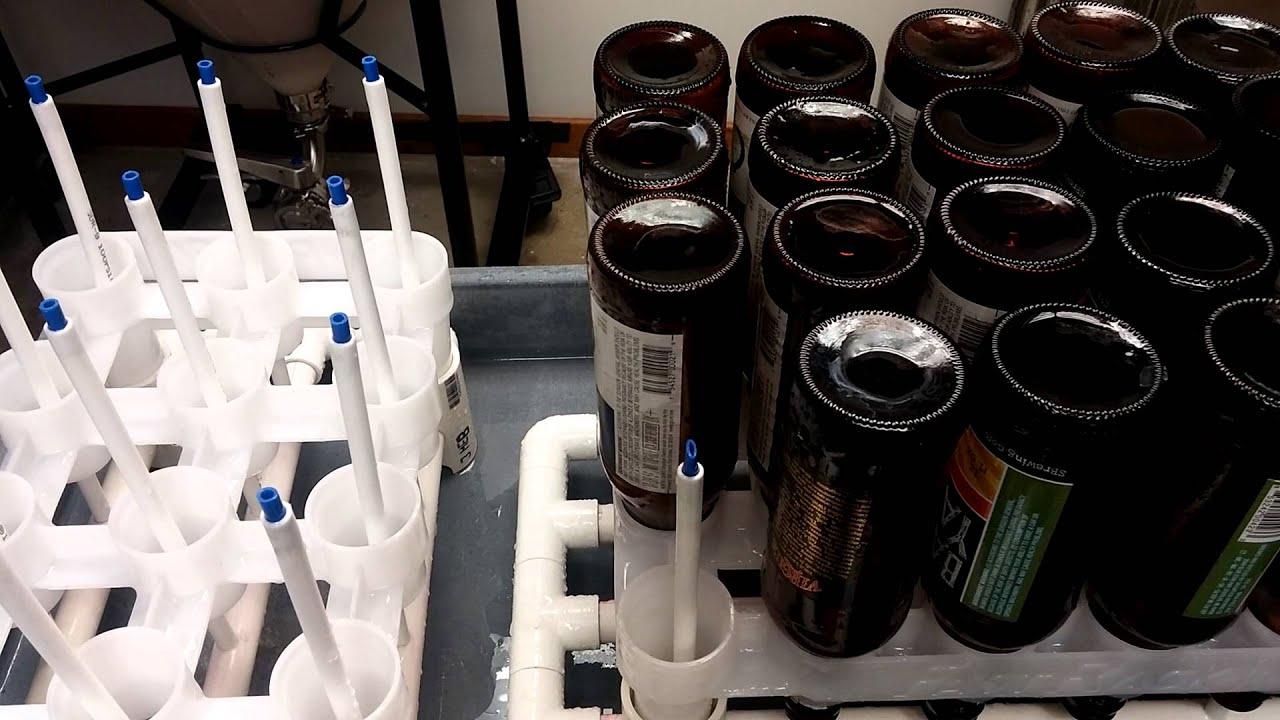 Budget Beer Bottle Washer Sanitizer Youtube