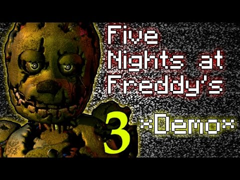 download 5 nights at freddys 3 demo