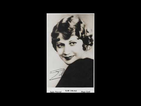 "Elsie Carlisle - ""Exactly Like You"" (-2) (1930)"