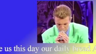 Скачать David Bowie Prays The Our Father In 1992 Дэвид Боуи читает молитву Отче Наш