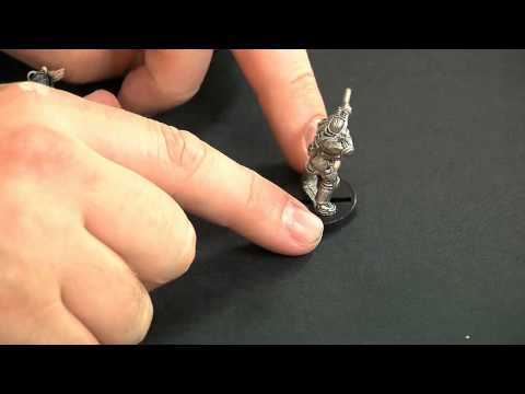 Foundry Fantasy Swat Team Alpha Unboxed