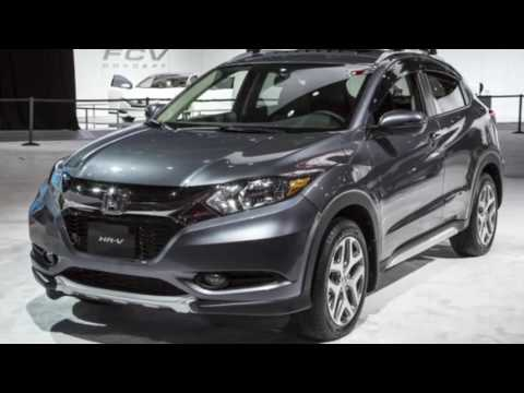 New 2018 Honda HR-V Release date and Price