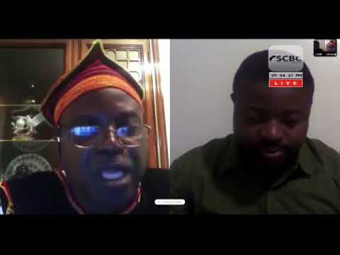 Hardtalk  with Silas Atefor & Dr. Isaac Zama! SCBC TV! Watch...