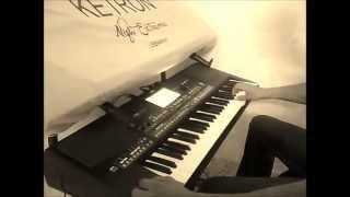 العيون السود - ورده الجزائريه - عزف جمال الحسيني - Me Playing El Oyoun El Sood By Warda