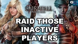 Stormfall: Rise of Balur - Best Guide to Raid Those Inactive Players