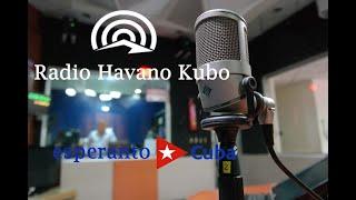 Radio Havano Kubo Esperanto 1 -11 -2020
