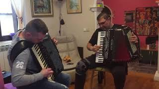 Zmija kolo - Bane Vasić i Miloš Djuranović