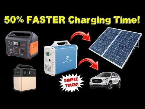 how-to-charge-your-portable-solar-power-station-faster!
