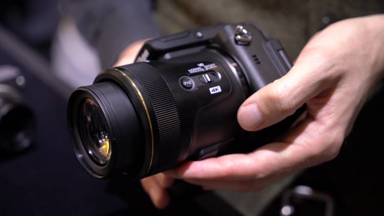 Video: Hands-on with the Nikon DL trio at CP+ 2016 in Japan: Digital