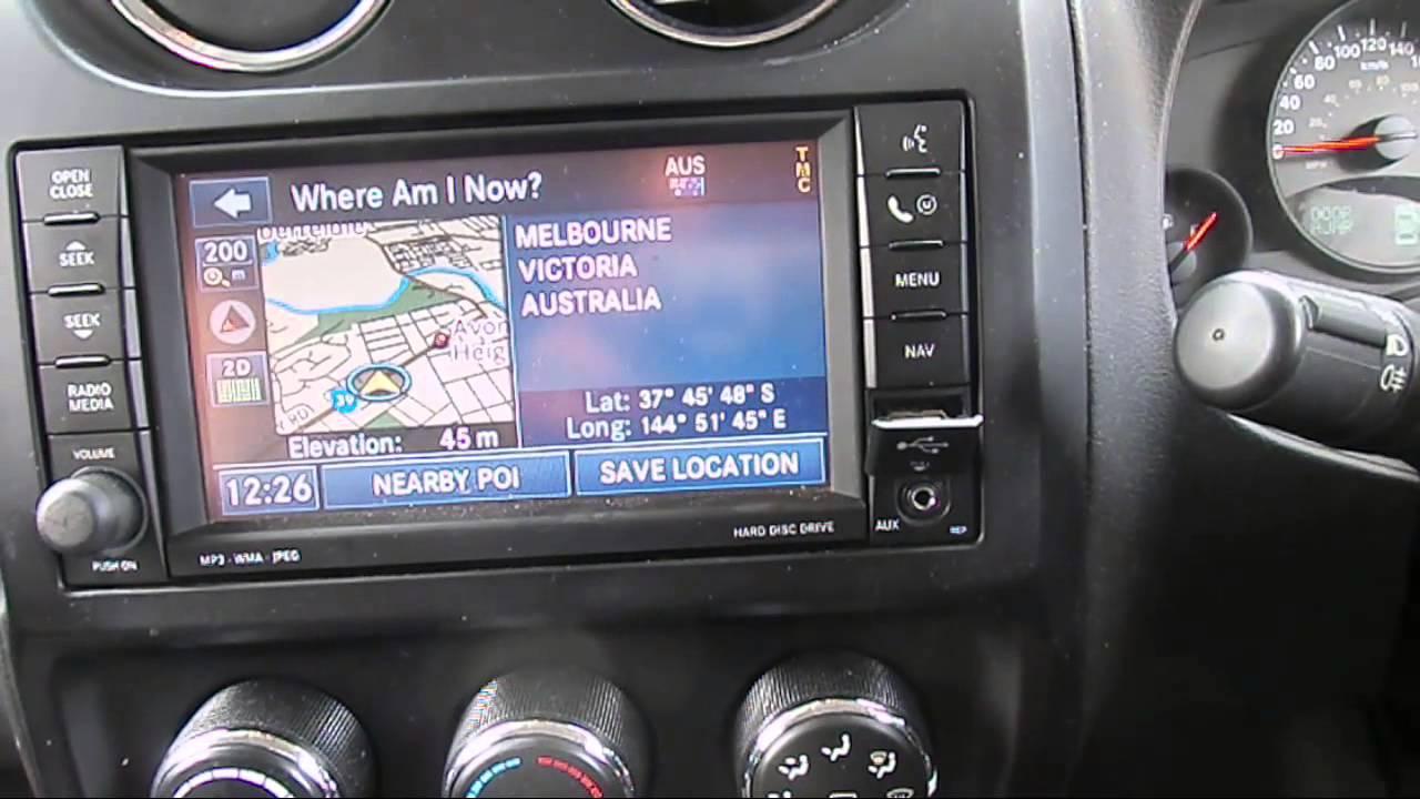 WRECKING 2011 JEEP PATRIOT C16576 SAT NAV YouTube – Jeep Patriot Fuse Box Location
