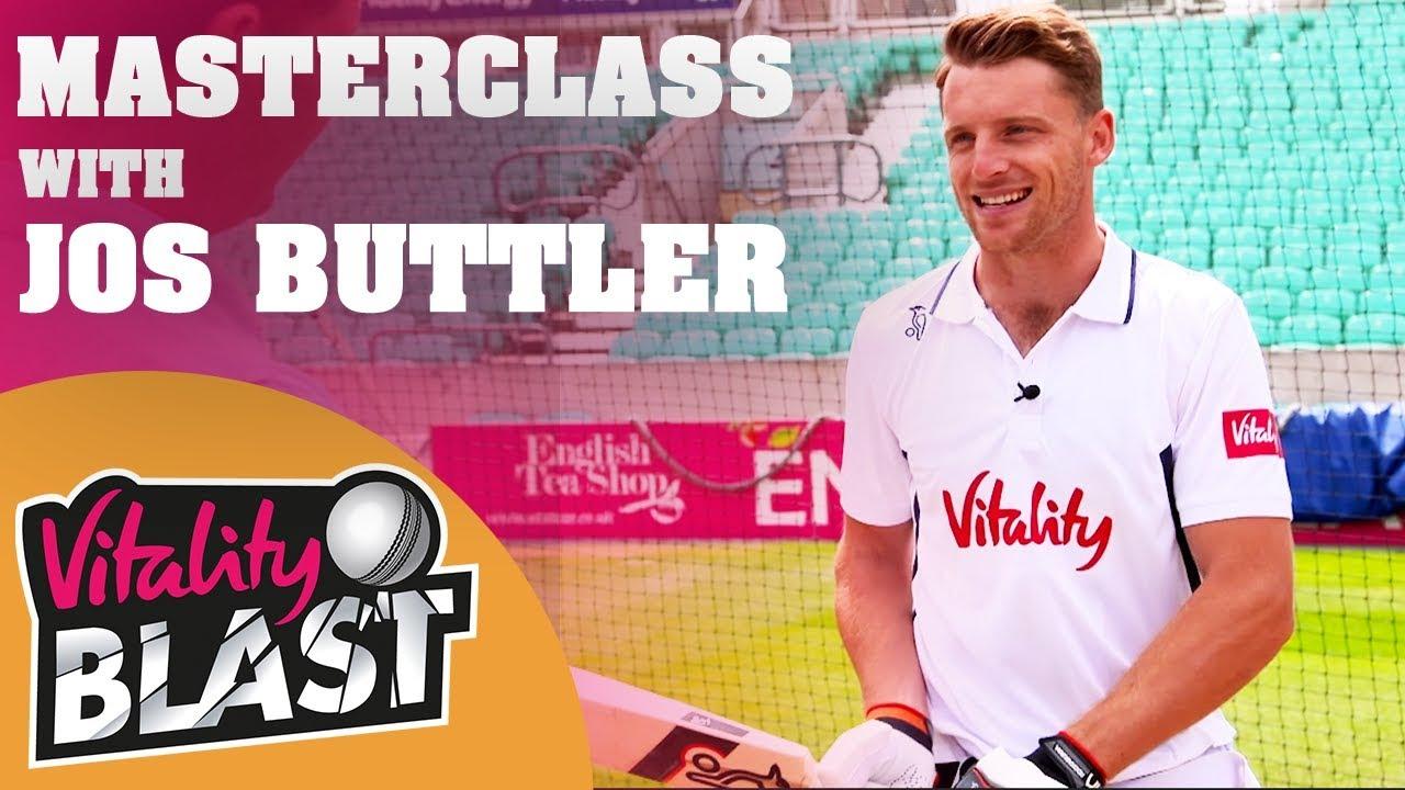 How Do You Bat Like Jos Buttler?   Vitality T20 Masterclass