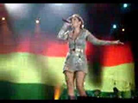 ivete sangalo flor do reggae
