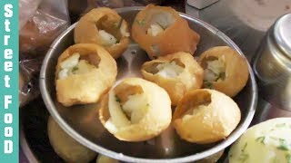 Paani Puri | Indian Streed Food | Episode 1| Mumbai | Nanbendaa