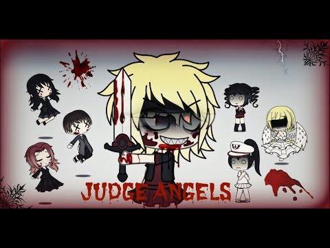 Draw my life Judge Angels /gachaverse