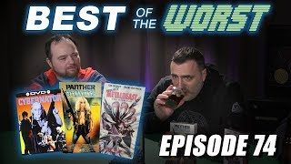 Best of the Worst: Cybernator, Panther Squad, and Project Metalbeast